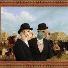 Lakeland Terrier Fine Art Canvas Print - The Trafalgar Square