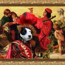 Parson Russell Terrier Fine Art Canvas Print - The happy boys