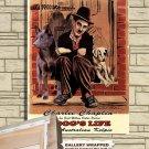 Australian Kelpie Poster Canvas Print - A Dogs Life