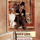 Australian Shepherd Poster Canvas Print - A Dogs Life