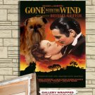Brussel Griffon Poster Canvas Print -  Gone with the Wind