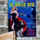 Cavalier King Charles Spaniel Poster Canvas Print -  La dolce vita