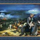 Berger Picard Fine Art Canvas Print - La bataille de Valmy