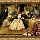 Hollandse Herdershond Fine Art Canvas Print - The antique dealer