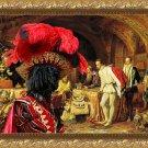 Puli Fine Art Canvas Print - The most precius jewel