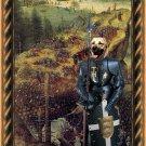 Anatolian Shepherd Dog Fine Art Canvas Print - The Suicide of Saul