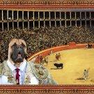 Bullmastiff Fine Art Canvas Print - Ole!