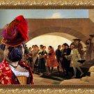 Bullmastiff Fine Art Canvas Print - La Noce