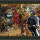 Ca de Bestiar Fine Art Canvas Print - war soldiers
