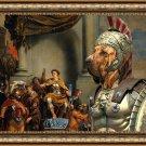 Fila Brasileiro Fine Art Canvas Print - My son Emperor