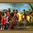 Great Dane Fine Art Canvas Print - Morning of Austerlitz