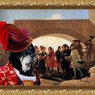 Tibetan Mastiff Fine Art Canvas Print - The deal