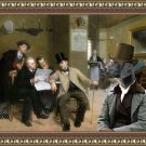 German Short Haired Pointer Fine Art Canvas Print - The Latest News