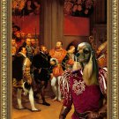 American Cocker Spaniel Fine Art Canvas Print - Kings deal