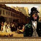 English Cocker Spaniel Fine Art Canvas Print - Bon Voyage