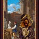 Sussex Spaniel Fine Art Canvas Print - Sculptoure Art