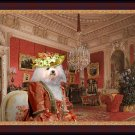 Bolognese Fine Art Canvas Print - Interiors of the Palace