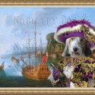Basset Griffon Vendeen Fine Art Canvas Print - My ship at bay
