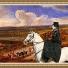 Grand Gascon Saintongeois Fine Art Canvas Print - The Warren Hill at Newmarket