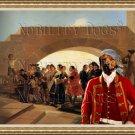 Rhodesian Ridgeback Fine Art Canvas Print - La Noce