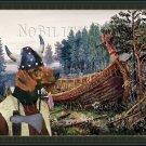 Schillerstövare Fine Art Canvas Print - The old Viking Ship