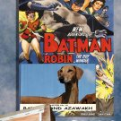 Azawakh Poster Canvas Print -  Batman and Robin Movie Poster
