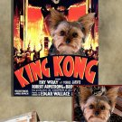 CUSTOM Dog Art Original Movie Canvas Print