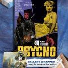 Beauceron Art Prints  - Psycho Movie Poster
