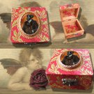 German Boxer Jewelry Box Decoupage Vintage Wooden Treasure Box for Dog Lover