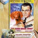 Vizsla Vintage Poster Canvas Print - The Glenn Miller Story Movie Poster