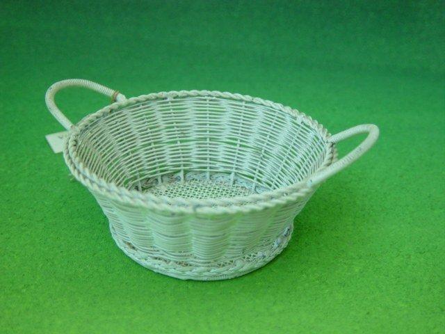 Iron Wire Crafts Flower Basket