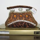 Beaded Embroidery purse -6