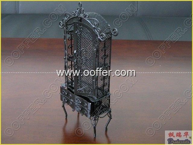 Iron Wire Craft Closet