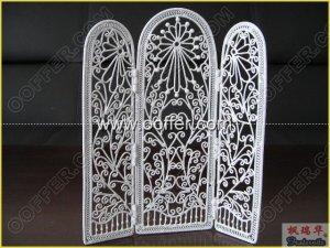 Iron Wire Craft White Screen
