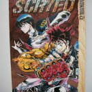 SCRYED VOL. 1 TOKYOPOP MANGA GRAPHIC NOVEL ANIME