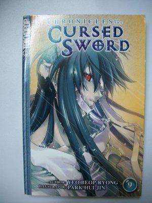 CHRONICLES OF THE CURSED SWORD VOL. 9 MANWHA KOREAN TOKYOPOP MANGA GRAPHIC NOVEL ANIME