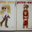 PITA-TEN VOL. 4 & 7 TOKYOPOPMANGA GRAPHIC NOVEL ANIME