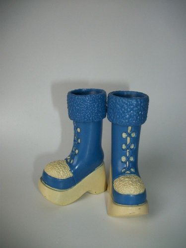 BRATZ WINTERTIME WONDERLAND DOLL BLUE SHOES BOOTS JADE CLOE SASHA YASMIN