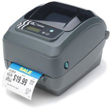 "Zebra GX420T ""Desktop"" Label Printer w/ Ethernet"