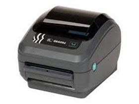 """Zebra GK420T TT/DT """"Desktop"""" Label Printer w/ USB"""