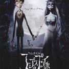 Movie Poster Original Japan Chirashi Mini Movie Poster - Corpse Bride