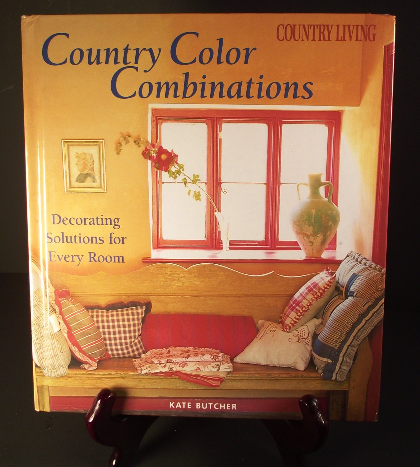 Home Decor Books Country Color Combinations Country Living Kate Butcher