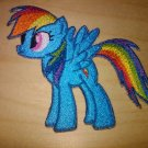 Rainbow Dash Patch