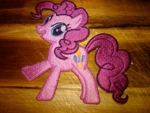 Pinkie Pie PinkieQuest Patch