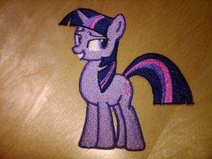 Twilight Sparkle Patch