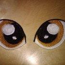 My Little Pony Eyes - Version 2 (Gold)
