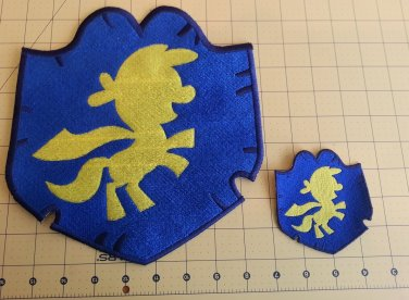 10 Inch Cutie Mark Crusaders Patch