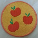 Applejack Circle Patch