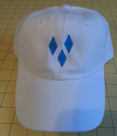 Rarity Cutie Mark Hat