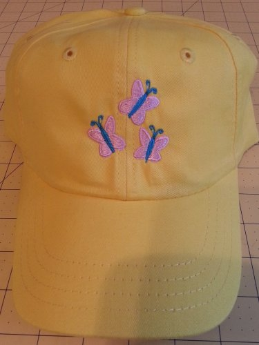 Fluttershy Cutie Mark Hat